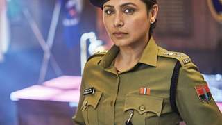 Rani Mukerji STUNS in her Cop Look for Mardaani 2; Release Date Out Now