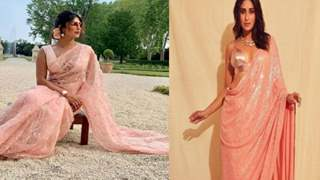Kareena, Priyanka, Alia, Sara teach us how to make sarees more dramatic!!