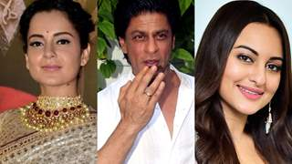 Kangana Ranaut, Shah Rukh Khan, Sonakshi Sinha, and others wish fans Eid Mubarak!