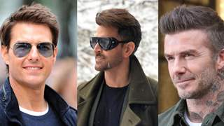 Hrithik Roshan Beats David Beckham-Tom Cruise to become the World's Most Handsome Man