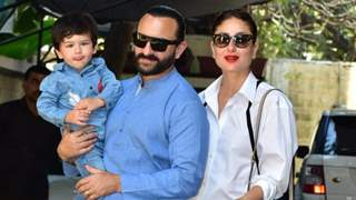"""I thought it was haunted"": Saif Reveals how he is celebrating his Birthday with Tim and Bebo"