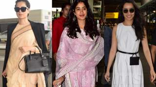 Best and worst of Bollywood airport style from the week