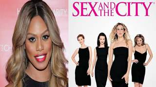 Transphobia in 'Sex & the City' as Explained by Emmy-nominated Laverne Cox