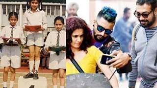 Taapsee Pannu's shares Childhood Picture; Vicky Kaushal & Anurag Kashyap Crack Up!