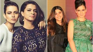 Ekta respects Kangana for who she is: Rangoli Chandel rubbishes rumours of cold war!