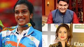 PV Sindhu Wins Gold : TV Fraternity Pour in Their Wishes