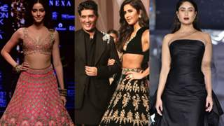Kareena, Katrina, Kangana and more, all the showstoppers from Lakme Fashion Week 2019