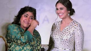 Huma Qureshi and Gurinder Chadha catch up in Los Angeles!