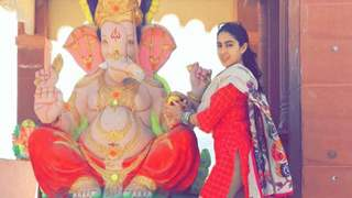 Trolls attack Sara Ali Khan for celebrating Ganesh Chaturthi, Close friend comes to her Rescue!
