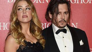 Amber Heard-Johnny Depp's Fight Continues; Actress Takes a Shot at the Latter's Defamation Suit