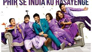 The Kapil Sharma Show Sees Surge in Actors From South!