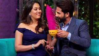 "Shahid Kapoor reminisces the first time he met Mira Rajput; says ""are we even going to last 15 mins?"""