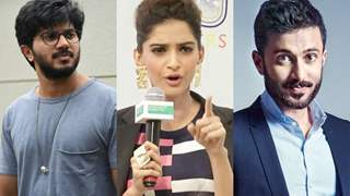 Dulquer Salmaan and Anand Ahuja kick Sonam Kapoor out of their all boys WhatsApp Group! Details below