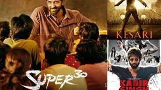 Box-office numbers witnesses massive growth; Uri, Super 30 and many more cross 150 Cr this year!