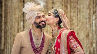 Sonam Kapoor - Anand Ahuja's love story is a Fairytale; Actress opens up on Married life