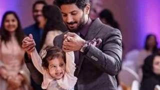 Dulquer Salmaan is missing his muse; Shares adorable picture with baby girl Maryam