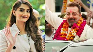 Sanjay Dutt reacts to Prassthanam clashing with Sonam's The Zoya Factor at the box-office!