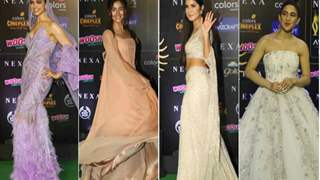 B-town Divas own IIFA 2019 green carpet with poise and panache