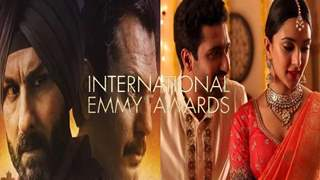 'Sacred Games', 'Lust Stories', 'The Remix' Get Nominated at the International Emmy Awards