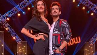 Arjun Bijlani and Karishma Tanna come together for Colors show!