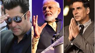 Bollywood filled with Pride as Stars hail PM Narendra Modi's speech at Howdy Modi Event!