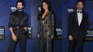 Glitz and glamour ruled the carpet of GQ Awards Night 2019