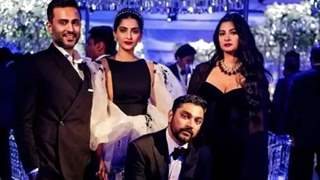 Sonam Kapoor-Anand Ahuja on a Double Date with sister Rhea and boyfriend Karan Boolani