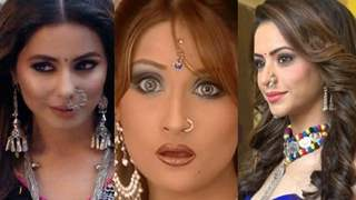 From Urvashi, Hina to Aamna, Komolika's Style Game is an Extension of Who She is, Wicked!