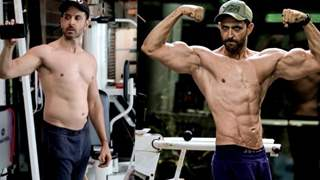 Hrithik Roshan shares his inspiring transformation from Anand Kumar to Kabir! Video below…