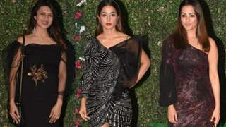 Ekta Kapoor's Party Theme Was Sartorial Excellence