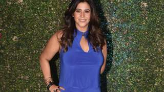 Ekta Kapoor's Classy Lady Boss Look at her Success Bash is Winning Hearts
