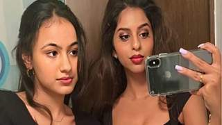 Suhana Khan ooze glamour in this mirror selfie from NYU
