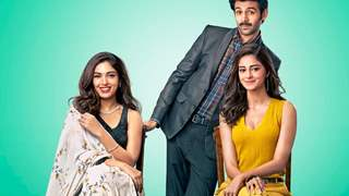 Kartik - Bhumi - Ananya's First Look from Pati Patni Aur Woh promises a Fun Roller Coaster Ride