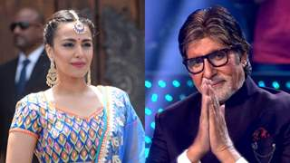 Swara Can't contain her excitement after Amitabh Bachchan asks a question related to her on KBC!