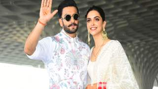Ranveer Singh reveals he takes time management lessons from Deepika Padukone