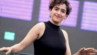 Sanya Malhotra sets the Dance Floor on Fire, Grooves to 'Ghungroo' from Hrithik Roshan's War