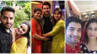 TV Actors Share Their Bhai Dooj Plans!