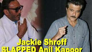 Jackie Shroff Slapped Anil Kapoor 17 Times: Reveals the Reason behind it