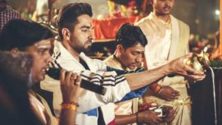 'I always wanted to perform Ganga Aarti,' Ayushmann Khurrana
