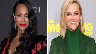 Zoe Saldana & Reese Witherspoon To Star in Netflix's Limited Series, 'From Scratch'