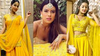 Eyes Here All Brides To-Be; Let These TV Beauties Inspire Your Haldi Ceremony Style