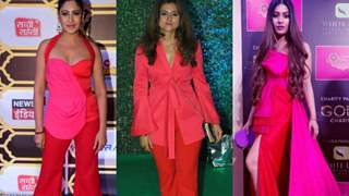 Courtesy Surbhi Chandna, Ridhi Dogra And More This Hot Colour Combination Is Taking Our Style Desk By Storm