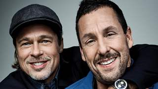 Pros & Cons of Netflix - Adam Sandler & Brad Pitt Discuss