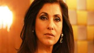 Dimple Kapadia reacts to the news of her being hospitalized