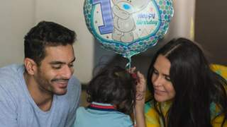 Proud parents Neha-Angad share Heartfelt Message for their Angel Mehr as she turns 1!
