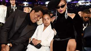 Beyonce's 7-Year Old Daughter Already Wins an Award For Songwriting