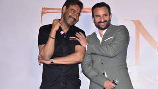 Ajay Devgn teases Saif Ali Khan for his Endless Hunger for Perfection!