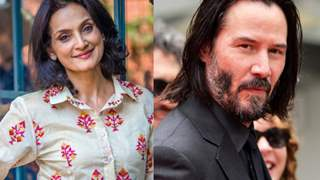 Did You Know Rajeshwari Sachdev Shared Screen With Keanu Reeves In An International Film?