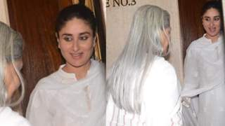 Kareena spotted smiling at the funeral: Faces Unnecessary Backlash?
