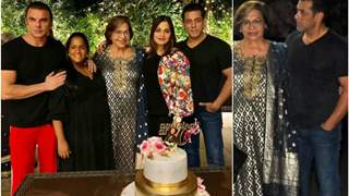 Inside Helen's Birthday Bash: Salman and Khan-Daan High on Celebrations